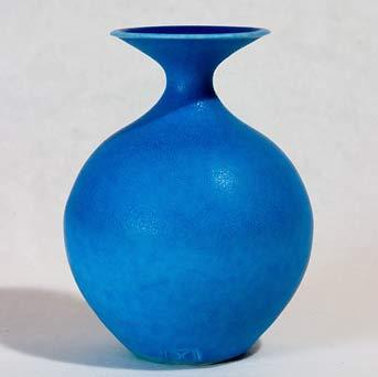 Delan Cookson flared vase
