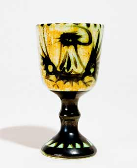 Celtic Folk goblet