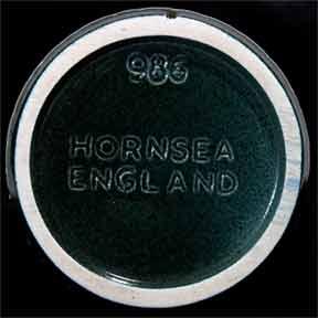 Hornsea Tanglewood vase (base)