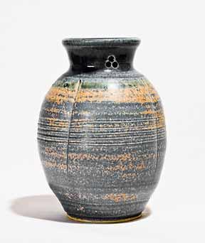Blue John Vasey vase
