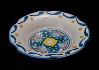 Round Collard dish