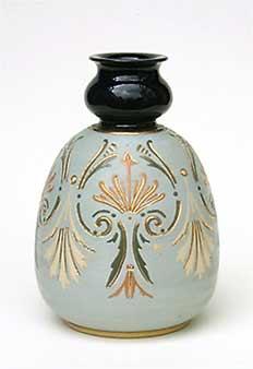 Ornate Lovatt vase