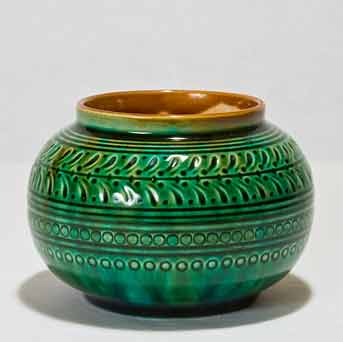 Linthorpe No. 1 bowl