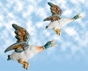Denby ducks