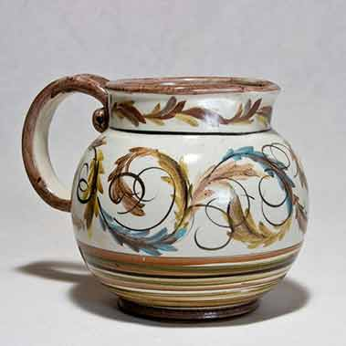 Round Glyn Colledge jug