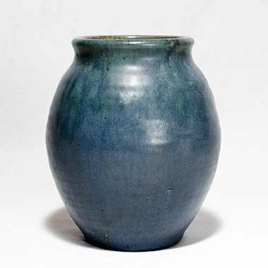 Blue Upchurch vase II