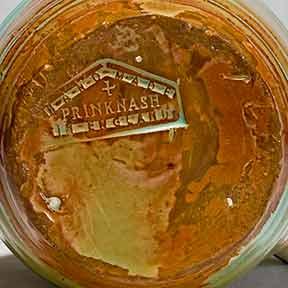 Large Prinknash jug (mark)