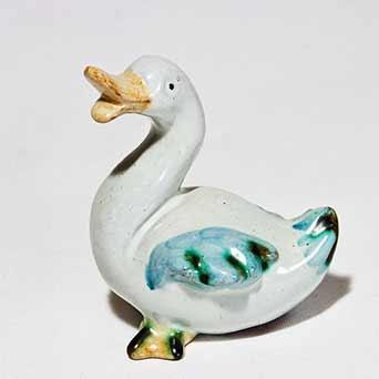 Laszlo Bruckner duck