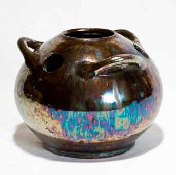 Dicker posy vase