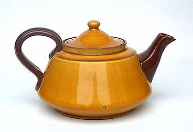 Watcombe teapot