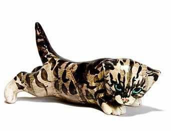 Paula Humphris cat