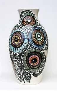 Huge Jersey vase