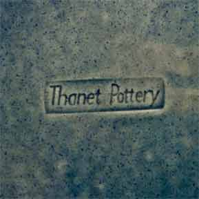 Large Thanet platter (mark)