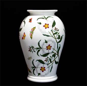 Portmeirion Botanic Garden Designs portmeirion botanic garden seconds 18 piece set romantic shape no guarantee of flower design Portmeirion Botanic Garden Vase