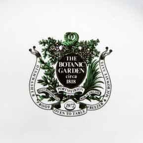 Portmeirion Botanic Garden vase (mark)