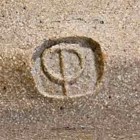 Pearson lidded jar (mark)