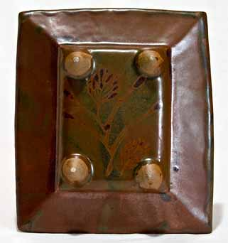 Rectangular Michael OBrien dish (base)