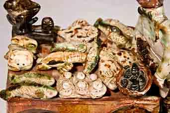 Seven Springs fishmonger (wares)