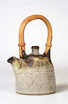 Miniature Anchor teapot