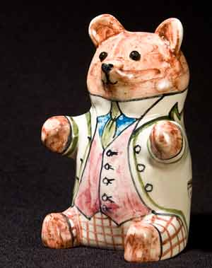 De Bethel gentleman bear