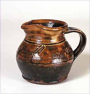 Old Winchcombe jug