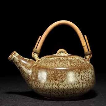 Aylesford teapot
