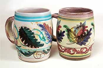 Glyn Colledge mugs