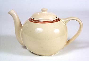 Ashtead teapot