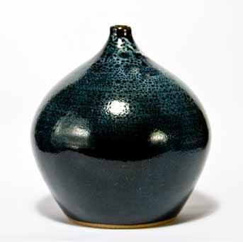John Solly studio oil bottle