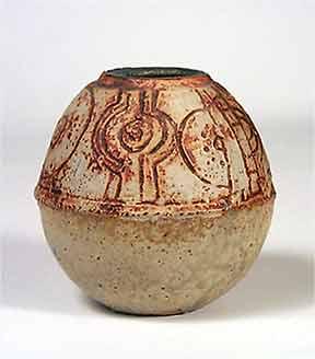 Rooke globe vase