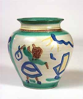 Tintagel vase