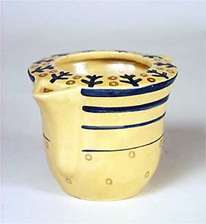 Deco milk jug