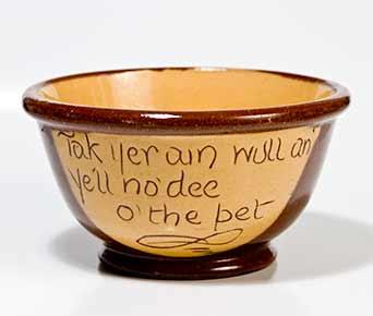 Cumnock bowl