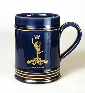 Royal Corps of Signals tankard