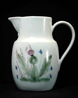 Buchan Thistle jug
