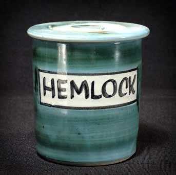 Briglin Hemlock jar