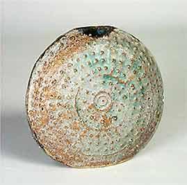 Round Wallwork vase
