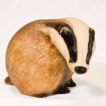 Purbeck badger