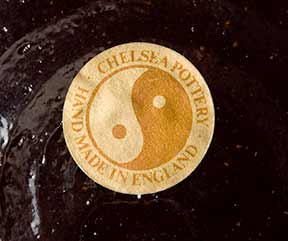 Chelsea cheese dome (label)