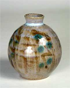 Small Yelland bottle vase