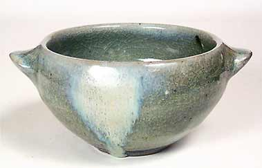 Bayer celadon bowl