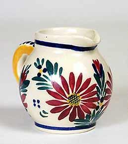 Small Quimper jug
