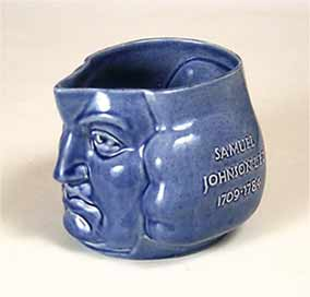 Ashtead Samuel Johnson jug