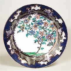 Bough plate by Elizabeth Amour