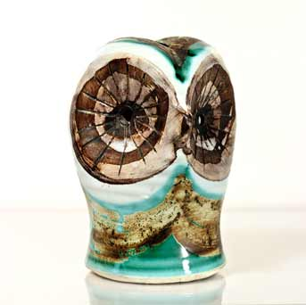 Sharp owl moneybox II