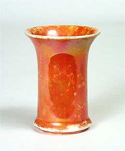 Flared Ruskin vase