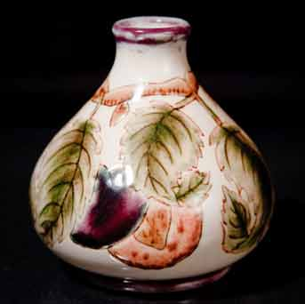 Cobridge Plum vase