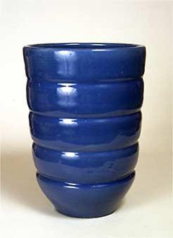 Large Brannam vase