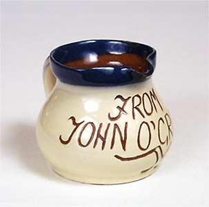 Zadek John O'Groats jug
