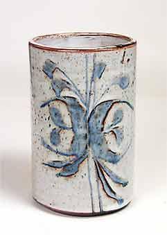 Cylindrical Briglin vase